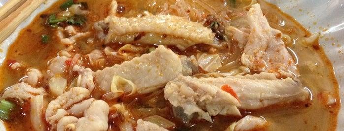ก๋วยเตี๋ยวไก่ลุงเลื่อน is one of BKK_Noodle House_1.