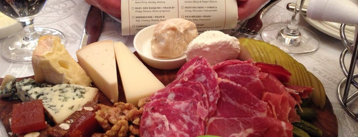 Artisanal Fromagerie & Bistro is one of Actual good places in Murray Hill.