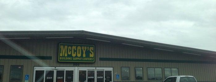 Mccoy's Building Supply is one of Locais curtidos por J..