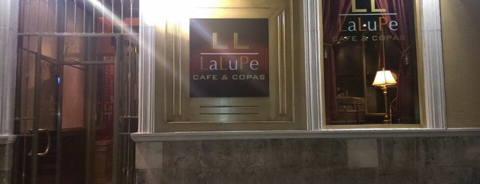 La Lupe is one of Take relaxing cup of café con leche in Valladolid.