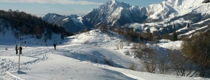 Piani di Bobbio is one of Dove sciare.