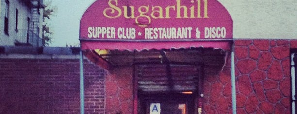 Sugarhill Supper Club is one of NOM NOM NOM Food time.