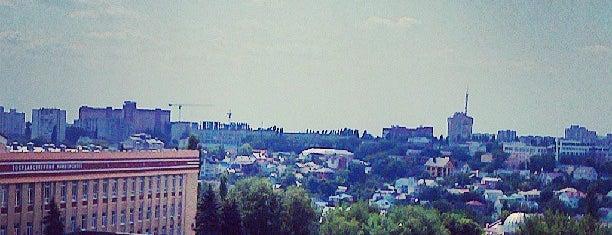 Университетская площадь is one of VRN.