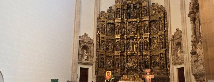 Capilla del Obispo is one of Locais curtidos por Mym.
