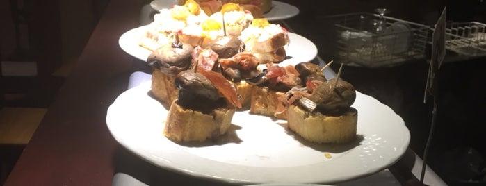 La Taverna de la Izaskun is one of Restaurants Badalona.
