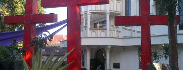 GMIM Bethesda Manado is one of As minhas visitas.