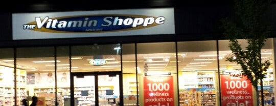 The Vitamin Shoppe is one of Tempat yang Disukai Sandra.