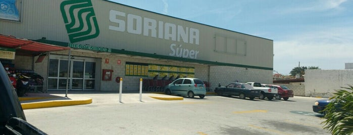 Soriana Mercado Express is one of Marielen 님이 좋아한 장소.