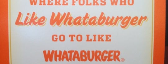 Whataburger is one of Locais curtidos por Alisha.