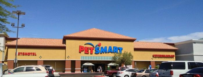 PetSmart is one of Cindy 님이 좋아한 장소.