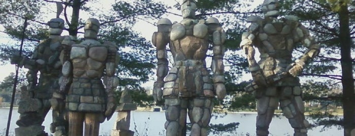 The Rock Guardians Of Rockford is one of Fall 2021 to Do.