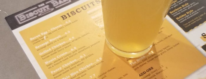 The Biscuit Bar is one of Restaurants To Try - Dallas.