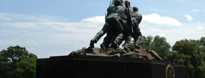 US Marine Corps War Memorial (Iwo Jima) is one of DC - Must Visit.