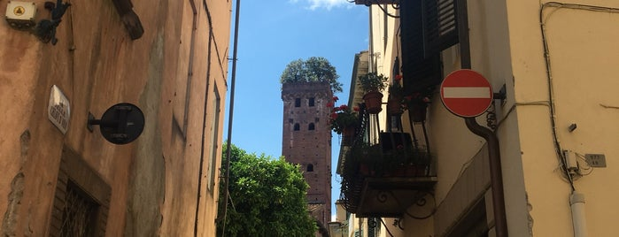 Lucca is one of สถานที่ที่ Celia ถูกใจ.