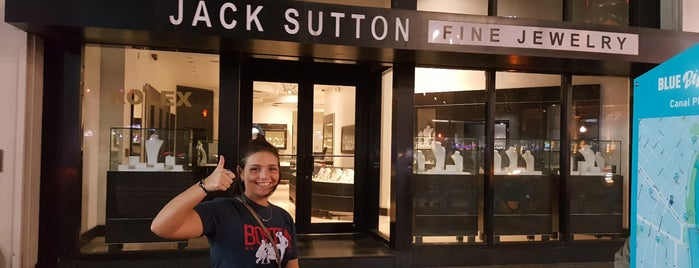 Jack Sutton Jewelry is one of My NOLA Favs.