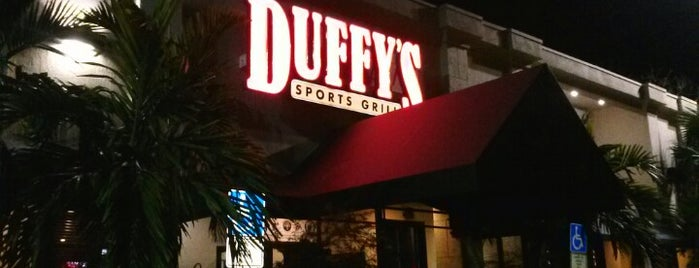 Duffy's Sports Grill is one of 20 favorite restaurants.