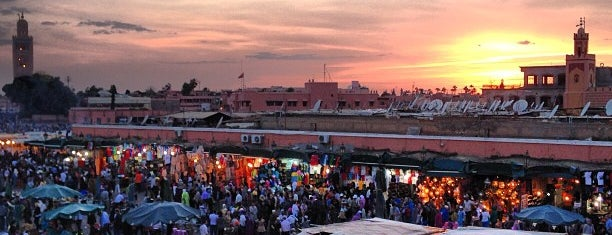 Place Jemaa el-Fna is one of Bucket List ☺.