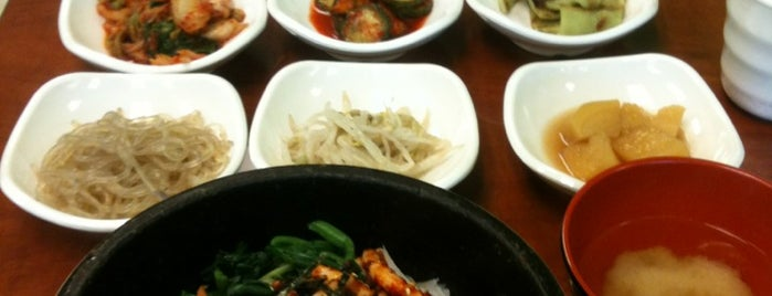 Yummy Korean Restaurant is one of Canada.