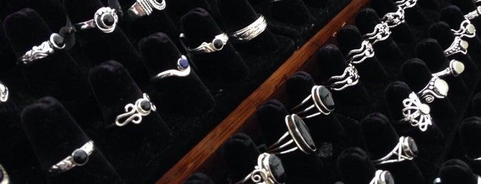 Purple Gem Jewelry / Fine Craft Fair 2013 is one of Blondie'nin Beğendiği Mekanlar.