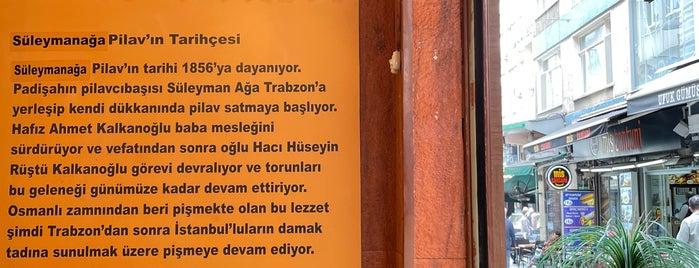 Tarihi Kalkanoğlu Pilavcısı Kadıköy is one of Discover Kadıköy.