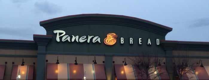 Panera Bread is one of Locais curtidos por Boog.