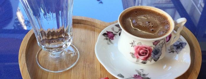 Gönlümün Kahvesi is one of Orte, die Bülent gefallen.