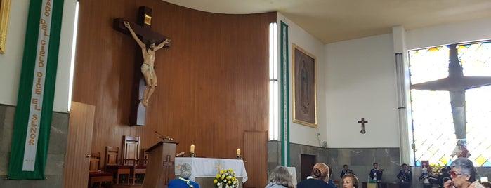 Parroquia de la Preciosa Sangre de Cristo is one of Lupis 님이 좋아한 장소.