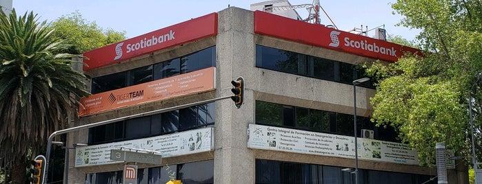 Scotiabank is one of Lugares favoritos de Beatriz.