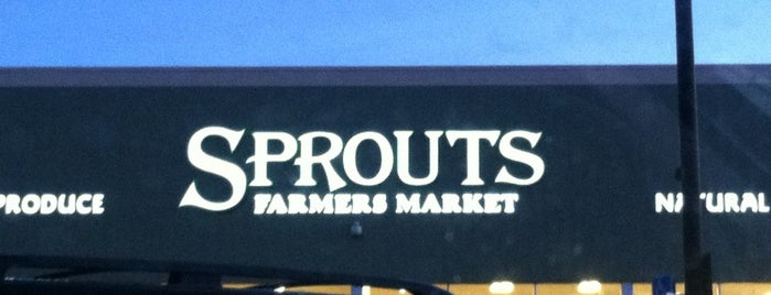 Sprouts Farmers Market is one of Regular checkins.