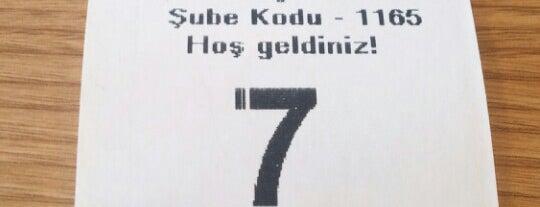YapıKredi is one of Naciye'nin Beğendiği Mekanlar.