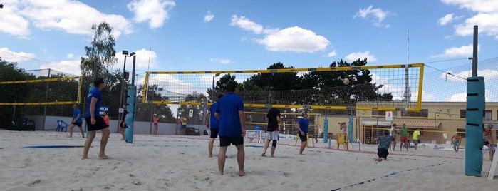 Beach Club Strahov is one of Navštiv 200 nejlepších míst v Praze.