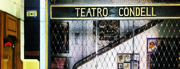 Teatro Condell is one of Caminar.