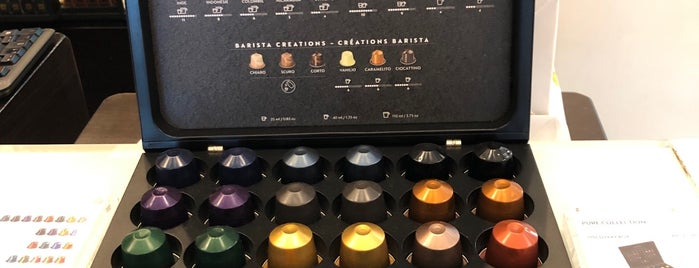 Nespresso is one of Sergio M. 🇲🇽🇧🇷🇱🇷 님이 좋아한 장소.