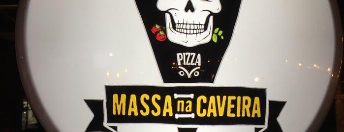 Massa na Caveira is one of 2018.