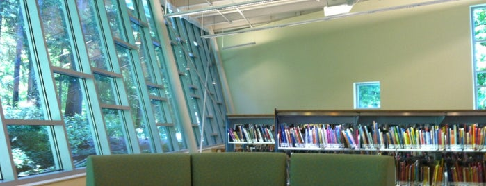 KCLS Federal Way Library is one of DF (Duane): сохраненные места.