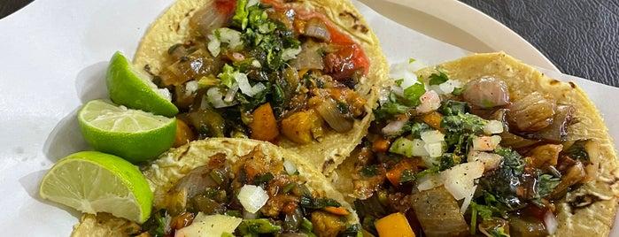 viko Tacos Veganos is one of Vegetariano.