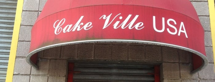 Cakeville USA is one of Por probar.