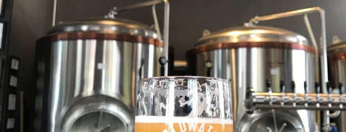 Goldwater Brewing Co. is one of Phoenix-area craft breweries.