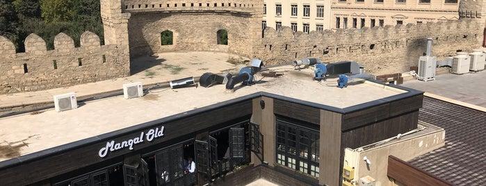 Salam Baku is one of To do Baku.