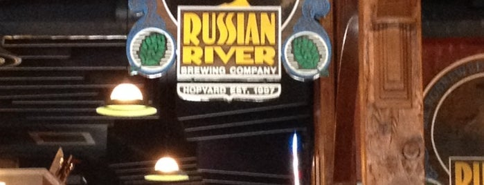 Russian River Brewing Company is one of Breweries.