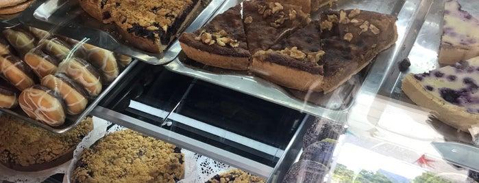 Amasa Bakery is one of Posti che sono piaciuti a Marcelo.