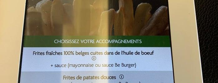 Be Burger is one of Orte, die Maxime gefallen.