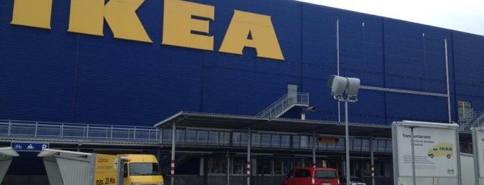 IKEA is one of Federico : понравившиеся места.