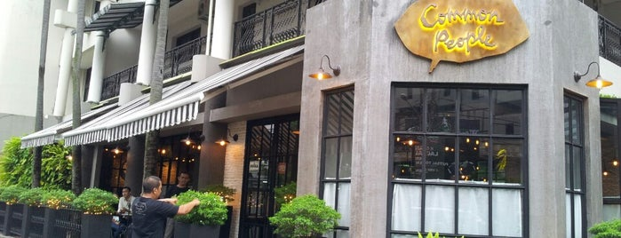 Common People Eatery & Bar is one of Djakarta, ID..