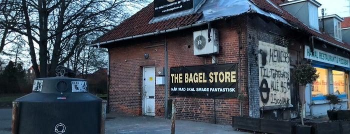 The Bagel Store is one of Locais curtidos por Christian.