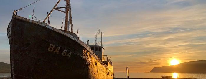Shipwreck Garður is one of Locais curtidos por Jenny.