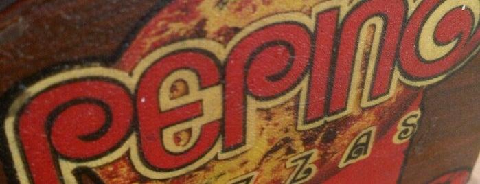 Pepino Pizzas is one of Orte, die Randy gefallen.