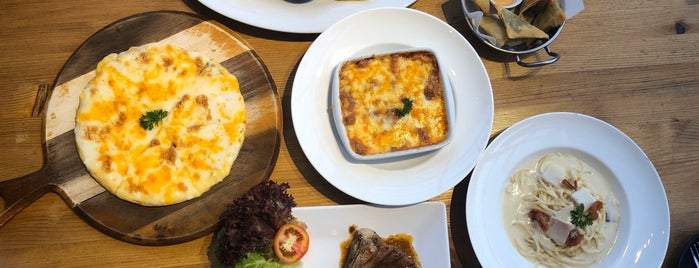 Brown Sugar Dessert Café and Bistro is one of Wongnai User's Choice 2019 - 2.