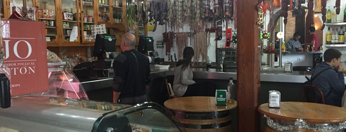 Restaurante El Abasto is one of Lugares favoritos de Miguel.