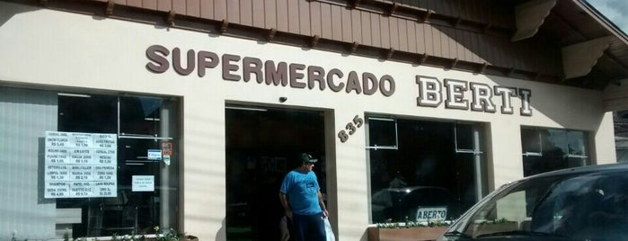 Supermercado Berti is one of Orte, die Carol gefallen.